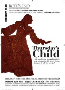Thursday's Child poster