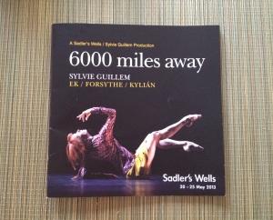 6,000 miles away programme