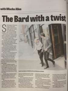 The article in the Portsmouth News today