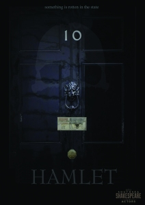 Original concept artwork for Hamlet by Jackson Davies