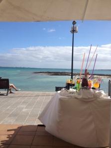 Sun, sea and sangria in Fuerteventura