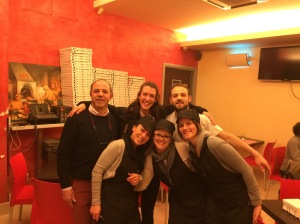 La mia famiglia Siciliana: my friends at Amico