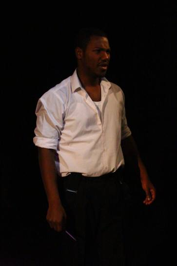 Joel Benjamin Grizzle as Othello