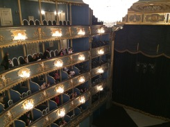 Inside the Estates Theatre