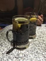Russian tea - delicious!